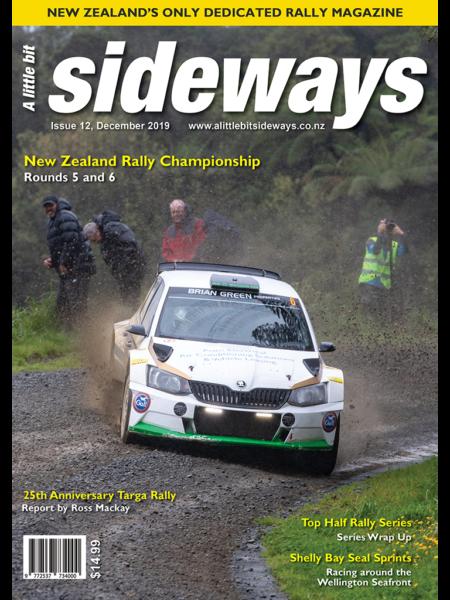 Edition #12 of A Little Bit Sideways Magazine