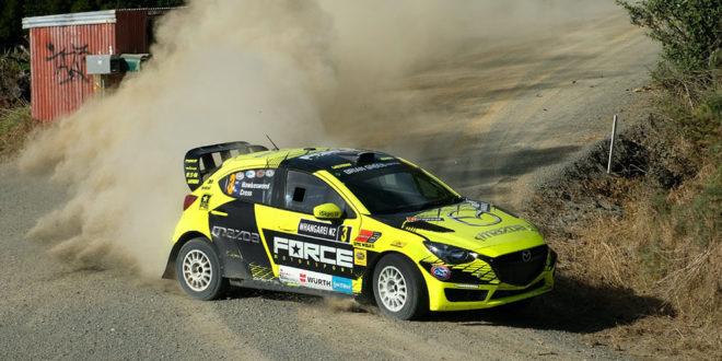 New Zealand Rally competitors to get more international opportunities than ever in 2020