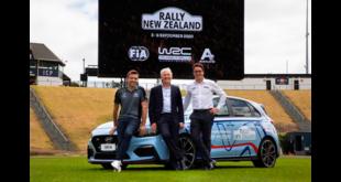 Rally New Zealand 2020