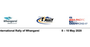 International Rally of Whangarei forced to postpone 2020 event