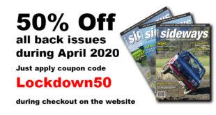 50 percent offer