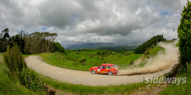 NZ Silver Fern Rally 2020 April Update