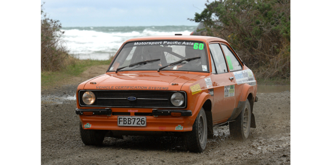 Fifty years of rallying for Rabbidge