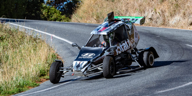 New Zealand Hillclimb Championship adds new Cross Car Championship