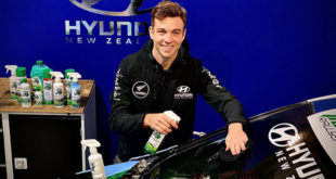 Bar's Bugs gets onboard with Paddon