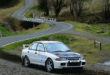 Genuine 1995 evo 3 rs rally car for sale