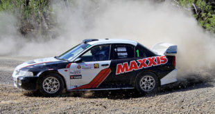 Strang wins second successive Rankleburn Rally
