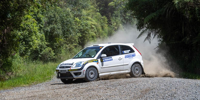 From the Co-Drivers Seat - Round 1 Tangoio Road Rallysprint