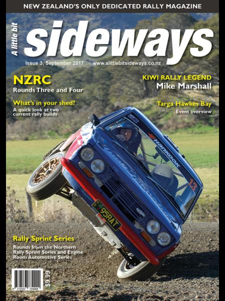 Edition #3 of A Little Bit Sideways Magazine