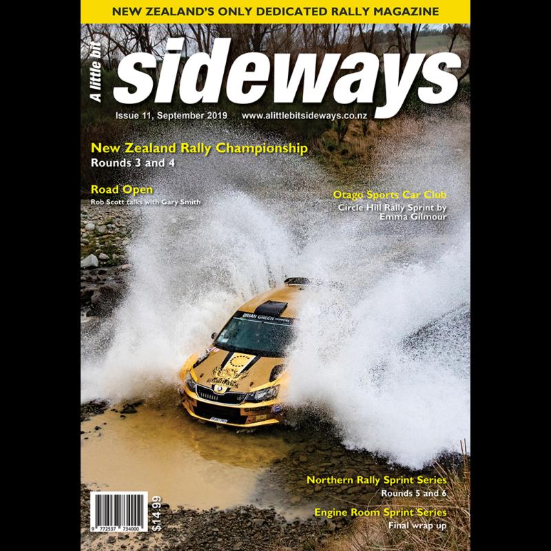 Edition 11 of A Little Bit Sideways magazine