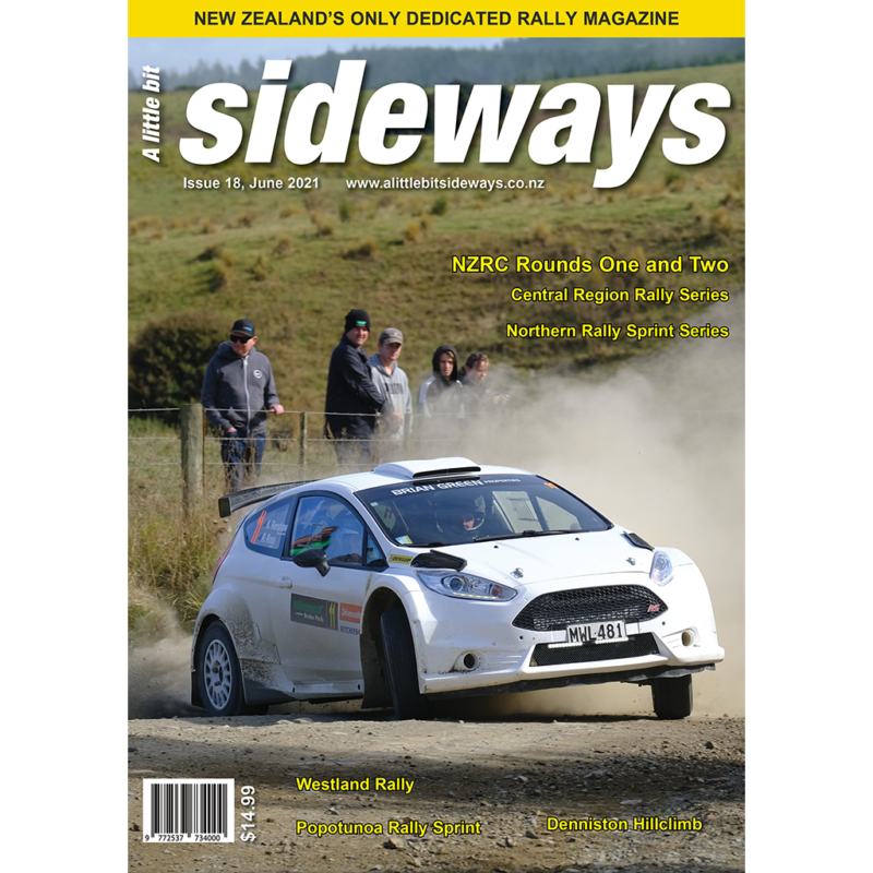 A Little Bit Sideways Magazine Edition #18