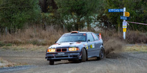 Ari Pettigrew stepping into Category One of the New Zealand Rally Championship for Rally Hawkes Bay
