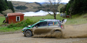 Paddon seals fifth title in return to Hawke's Bay