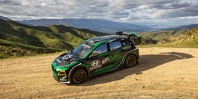 MotorSport New Zealand approves Electric Vehicles for motorsport in New Zealand
